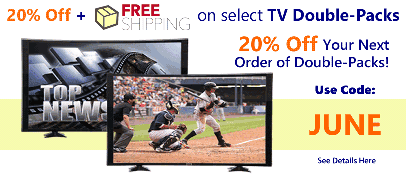 20% Off Your order today USE CODE: JUNE - Where to be Fake TV Props for Home staging? Here at Props America