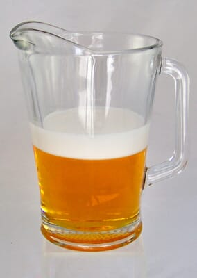 Fake Pitcher of Beer