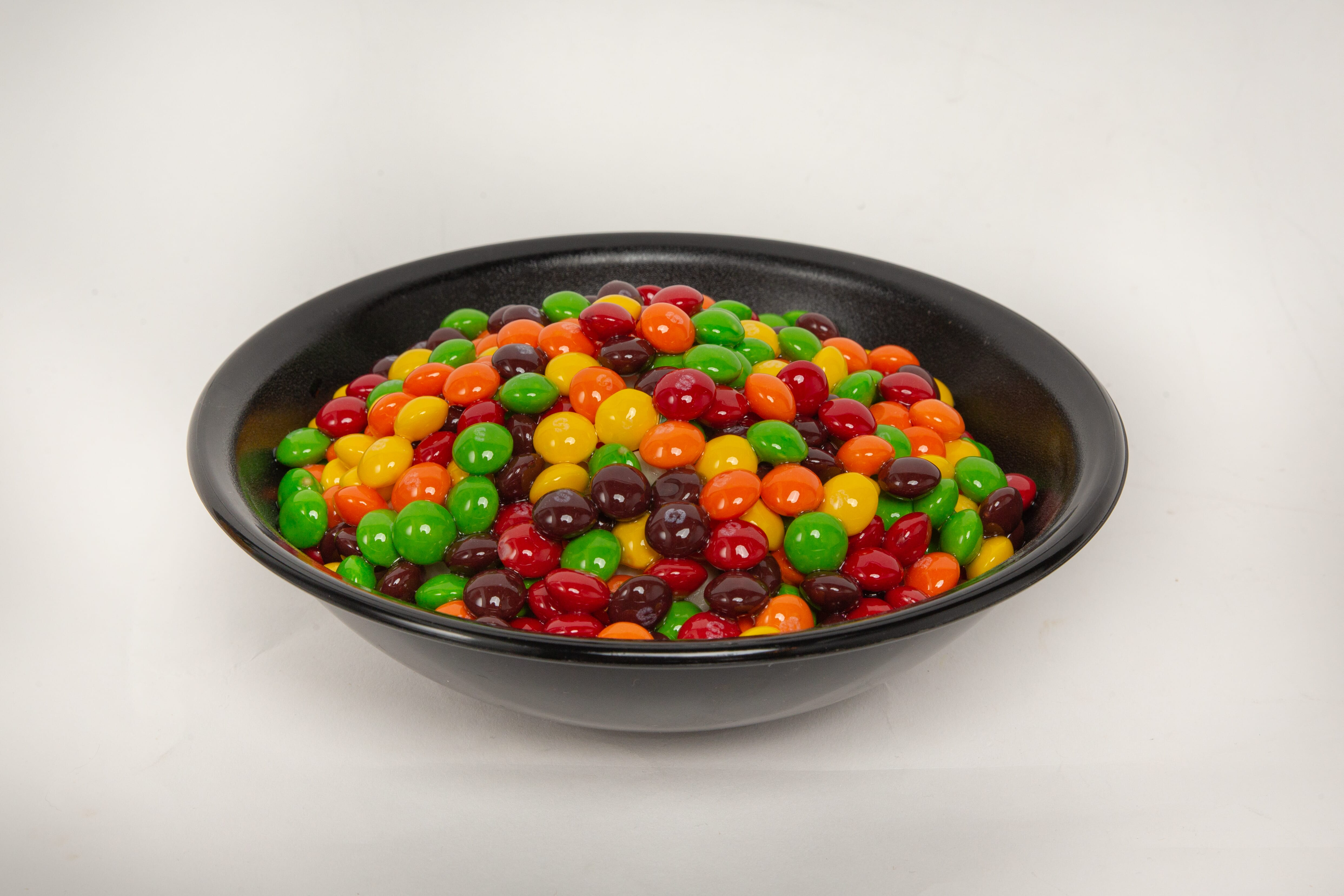 Large Bowl of Fake Skittles