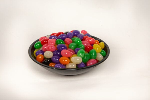 Small Bowl of Fake Jelly Beans