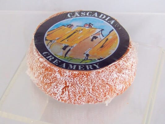 Fake Cascadia Creamery Cheese