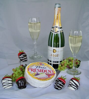 Champagne Celebration Package