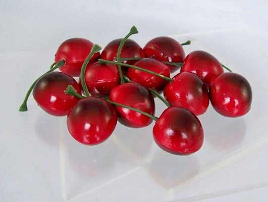 Fake Bing Cherries