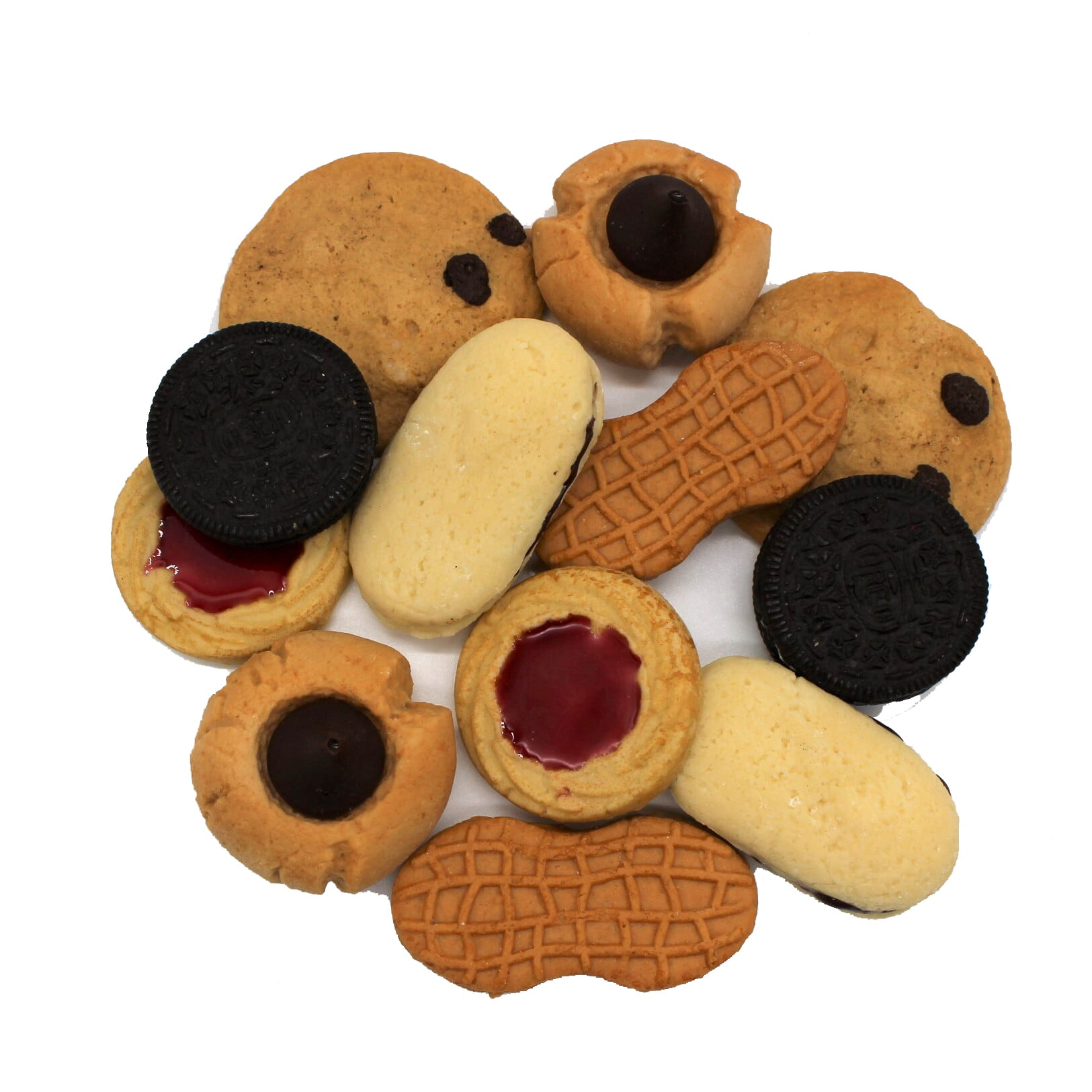 Fake Assorted Name Brand Cookies (1 dozen)