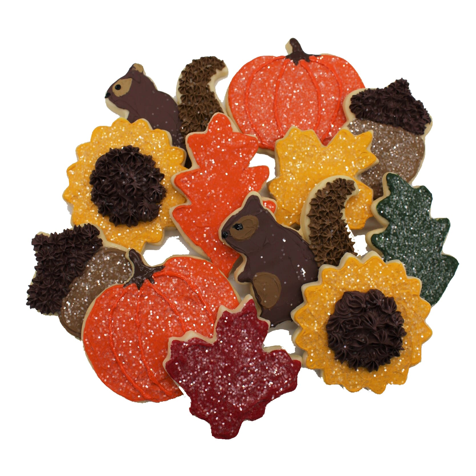 Fake Fall Cookies (1 dozen)