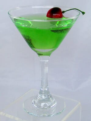 Fake Apple Martini