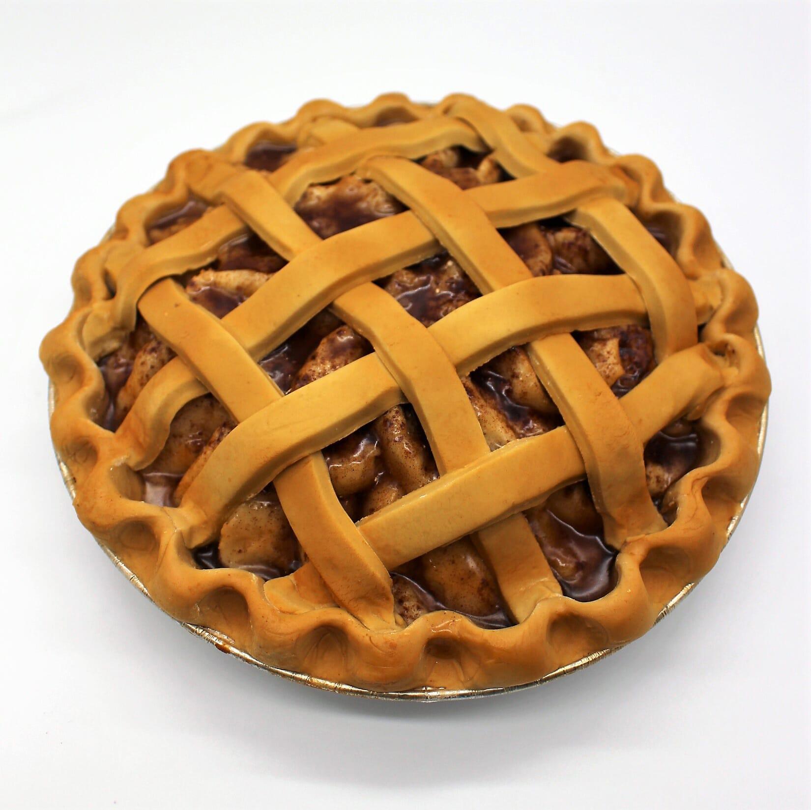 "Fake 9"" Apple Pie"