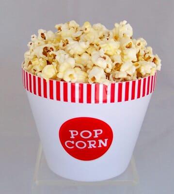Small Bowl of Fake Popcorn