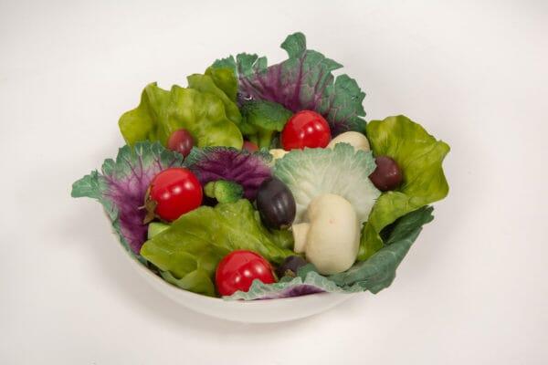 Fake Bowl of Salad