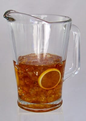 Fake Pitcher of Ice Tea