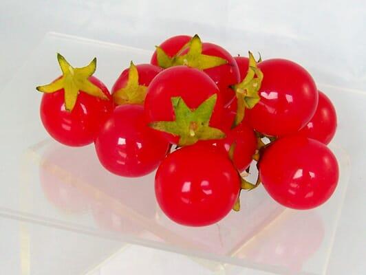 Fake Cherry Tomatoes (Set of 12)