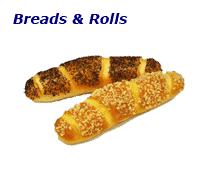 Fake Breads & Rolls