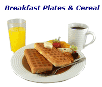 Breakfast Plates & Cereal Bowls
