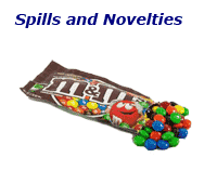 Spills & Novelties